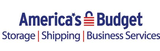 americas budget storage logo