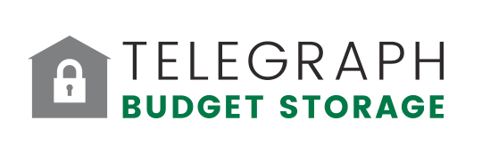 telegraph budget storage logo